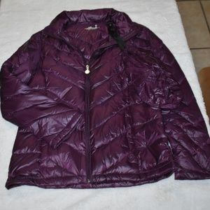 Jackets & Blazers - Gorgeous Purple Packable down purple jacket large